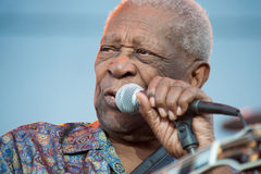 BB King Stock Image