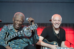BB King Royalty Free Stock Images
