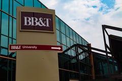 BB&T Bank University Building stock photo