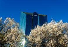 BB&T financieel Centrum Royalty-vrije Stock Afbeelding