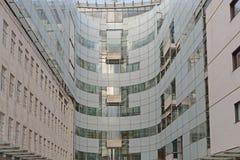 BBC大厦在伦敦 免版税图库摄影