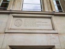 BBC开胃菜小山房子在伦敦, hdr 库存照片