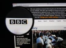 BBC стоковое фото