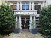 BBC Broadcasting House in Bristol Stock Images