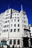 BBC Broadcasting House Royalty Free Stock Photo