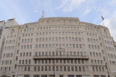 Bbc broadcasting house in London Stock Photography