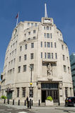 BBC Broadcasting House Royalty Free Stock Photos
