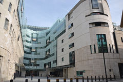 BBC Broadcasting House Stock Image