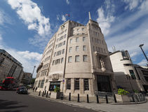BBC Broadcasting House in London Royalty Free Stock Photography