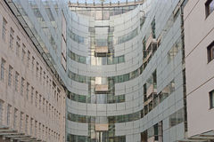 BBC building in London Royalty Free Stock Photography