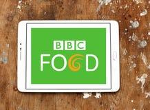 Bbc jedzenia logo Zdjęcia Royalty Free