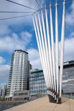 BBC Media City UK Stock Photography