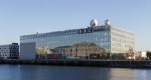 BBC Schottland Lizenzfreie Stockfotos
