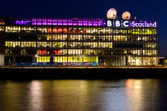 BBC Scotland, Glasgow Royalty Free Stock Photography