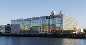BBC Scotland Royalty Free Stock Photos