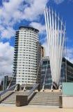 BBC Studios Manchester Stock Image