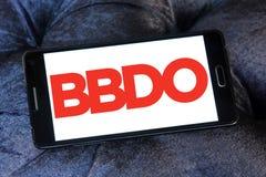BBDO reklamowej agenci logo Zdjęcie Royalty Free