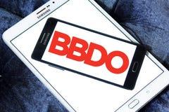BBDO reklamowej agenci logo Obrazy Royalty Free
