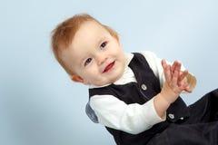 Bbeautiful weinig baby Stock Afbeeldingen