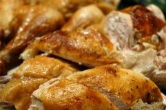 BBQ鸡 免版税库存图片