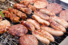 BBQ Royalty Free Stock Photo