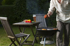 BBQ Photographie stock