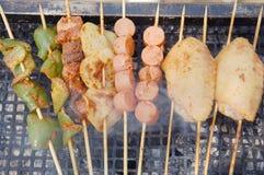 BBQ Immagine Stock Libera da Diritti