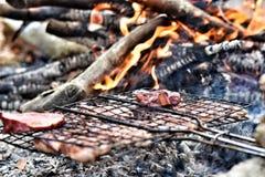 BBQ Image libre de droits