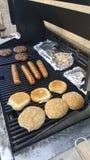 BBQ Lizenzfreies Stockbild
