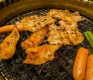 Bbq, barbecue Stock Photos
