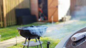 Bbq. Time barbecue holiday food royalty free stock photography
