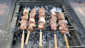 BBQ of Beaf Stock Photography
