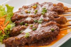 Bbq beef Stock Image