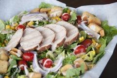 BBQ Chicken Salad Stock Photos