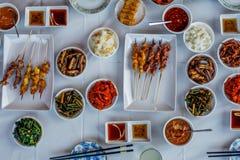 BBQ coreano Fotografie Stock Libere da Diritti