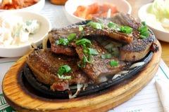 BBQ coreano Foto de Stock