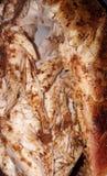 BBQ del pollo Fotografie Stock Libere da Diritti