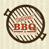 Bbq design Stock Photo