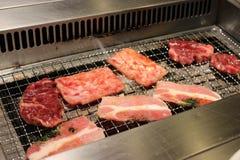 BBQ Diner Stock Afbeeldingen