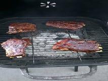 BBQ em nós Fotografia de Stock