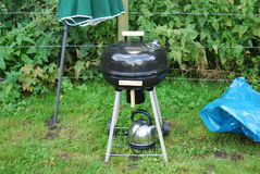 BBQ facilities Stock Photography