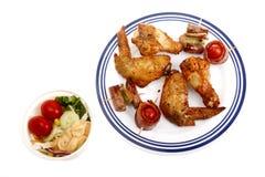 BBQ Fast Food Stock Image