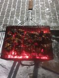 BBQ, grill obraz royalty free