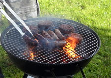 BBQ grill Royalty Free Stock Image