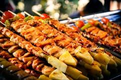 BBQ grill Obraz Stock