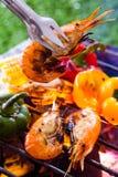 BBQ grill Royalty-vrije Stock Fotografie