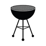 BBQ grill Zdjęcia Royalty Free