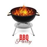 BBQ grill Stock Foto