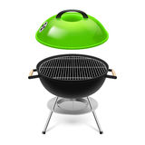 BBQ grill Royalty-vrije Stock Afbeelding