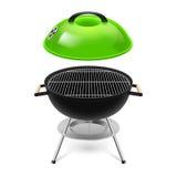 BBQ grill Obraz Royalty Free